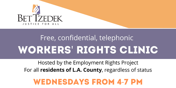 Worker's Rights Clinic