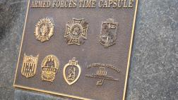Armed forces time capsule