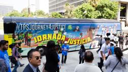 Journey for Justice bus