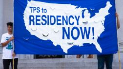 TPS to residency now